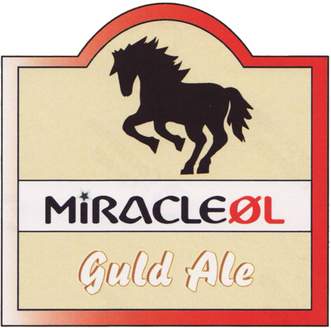 Miracle Breweries, Guld Ale, september 2008